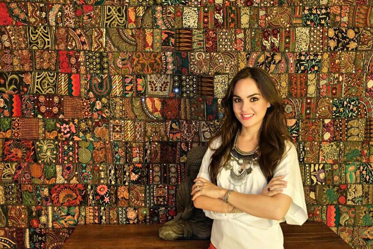 matchmaker Alejandra Camarena